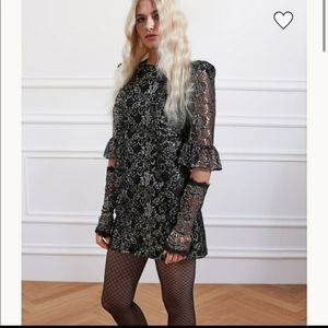 H&M Vampire's Wife Collab Dress